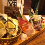 デートでとっても使えるお店:恵比寿のオススメ海鮮ディナー【魚金】