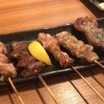 絶品白レバーと焼き鳥で日本酒が美味い!えびす鶏